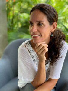 Portrait Christine Lessard