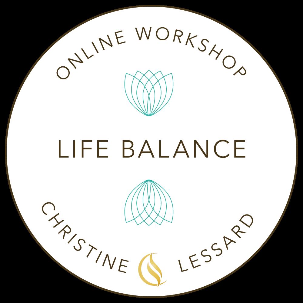 Online workshop - Life Balance