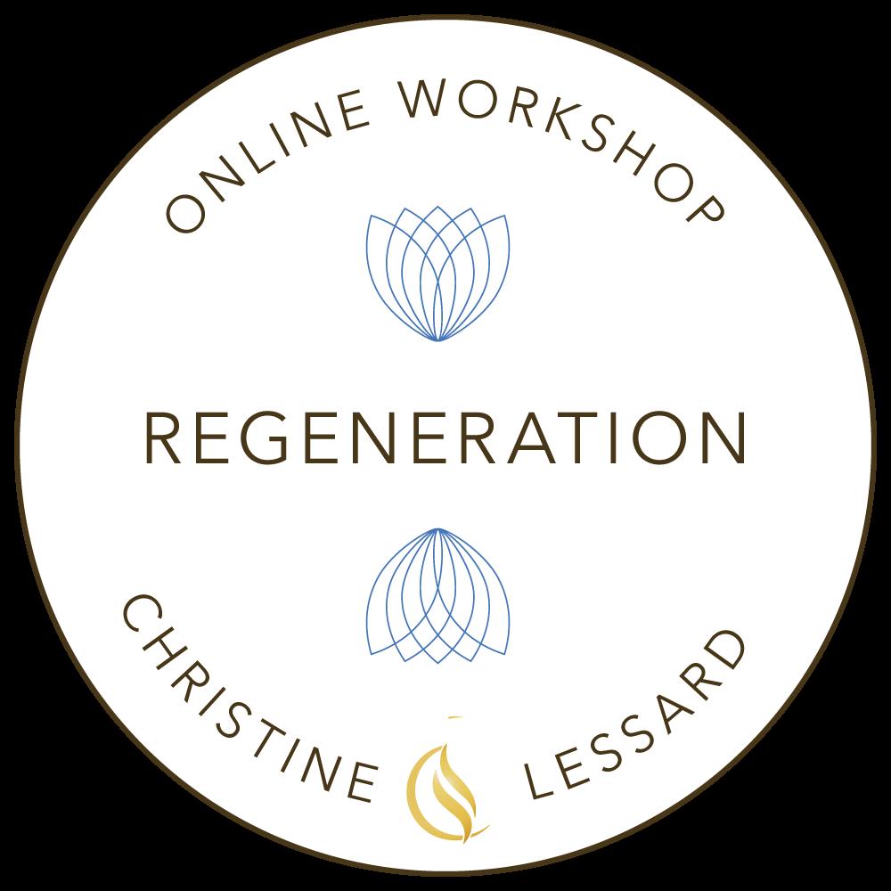 Online workshop - Regeneration